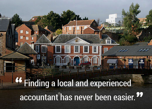 Accountants Exeter
